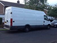 Removals Service! Delivery van ! Man and Van ! Single items ! Low cost and best service