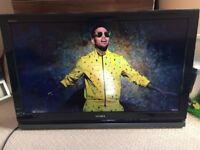 Sony Bravia 37'' HD LCD TV (wall mount)