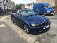 Convertible Bmw 330i M Sport Automatic