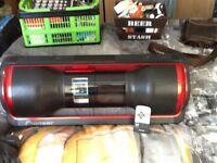Pioneer boom box Stereo IPhone & Bluetooth speakers