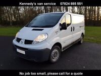 Kennedy's van service - Man and van - Man with a van