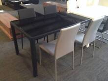 【Brand New】 Tempered Glass Dining Table and Set Start From Nunawading Whitehorse Area Preview