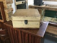 Restored Shabby Box Laser Engraving Available To Own Choice