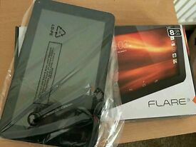 "HIPSTREET Flare3 9.0"" Tablet - 8GB Black"