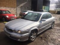 Jaguar X type Very good condition must go fast