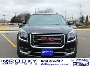 2013 GMC Acadia SLT-1 $25,995 PLUS TAX