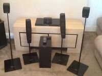 3D Blu-Ray player and complete surround sound system for sale
