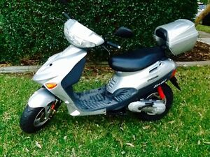 2005 KYMCO Bug Scooter Alexandria Inner Sydney Preview