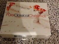 Pure Classical Christmas CD collection