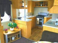 Static Carvan For Sale A Sandylands Open All Year Round we Dont Close :)