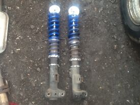 Bmw e36 dual perch front coilovers