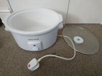 Salter slow cooker 3.5L
