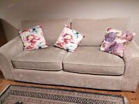Big Three Seater Sofa from Next. Good condition.