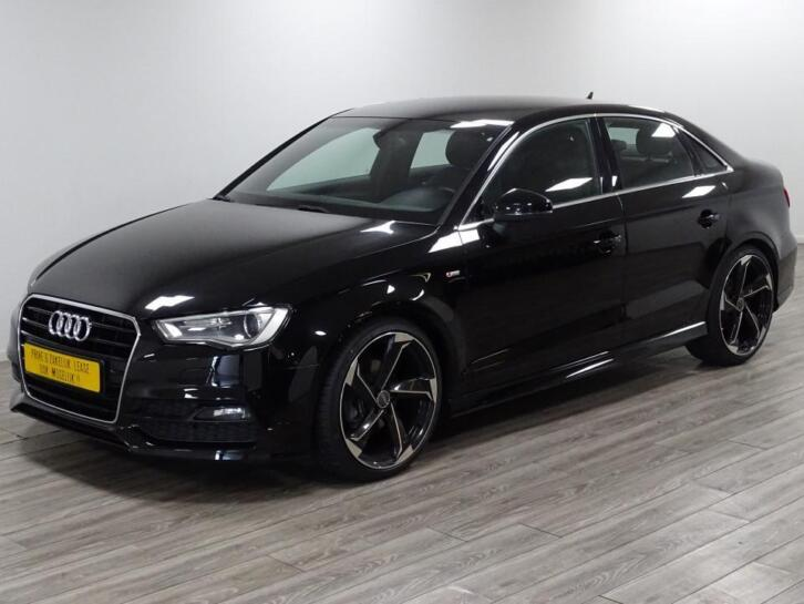 audi a3 limousine 1 6 tdi pro line s 2014 audi. Black Bedroom Furniture Sets. Home Design Ideas
