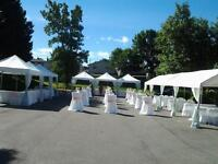 BBQ Rental, Tent, Chair and Table Rental