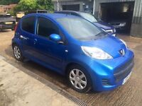 ** NEWTON CARS ** 09 PEUGEOT 107 1.0 URBAN, 5 DOOR, 4 SEAT, GOOD COND, £20 TAX, MOT JUL 2017, CALL