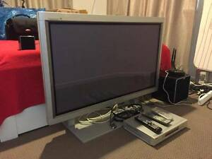 Fijitsu 42 inch Plasma TV, LG HD Set Top Box, Jamo 2.1 Speakers Graceville Brisbane South West Preview