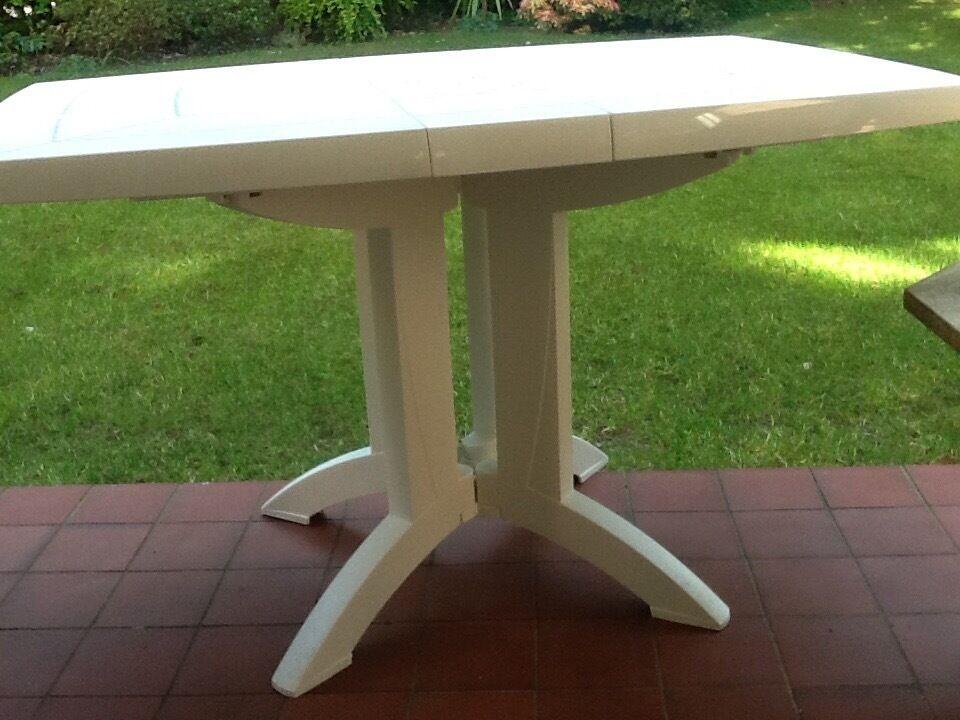 Garden Furniture Gumtree drop leaf garden table | in bournemouth, dorset | gumtree