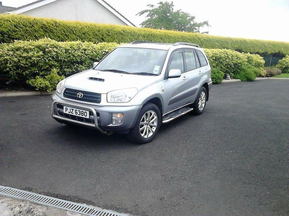toyota rav4 in castlerock county londonderry gumtree. Black Bedroom Furniture Sets. Home Design Ideas