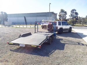 CAR TRAILER RENTAL Hume Queanbeyan Area Preview