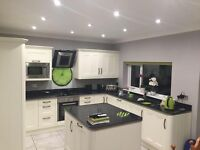JD Bathrooms, Kitchens and Renovations. Bathroom fitter. Kitchen fitter, extensions. Handyman