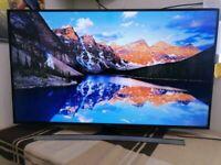 """Samsung 55"""" 4k uhd smart TV ue55ku6000"""
