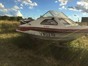 150HP Mercury  Black Max Power Boat One Mile Ipswich City Preview