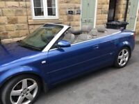 ** S LINE CONVERTIBLE ** 2005 AUDI A4 1.8 TURBO SPORT S LINE CONVERTIBLE CABRIOLET ** FULL HISTORY *