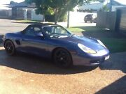 1998 Porsche Boxster Coupe Bundall Gold Coast City Preview