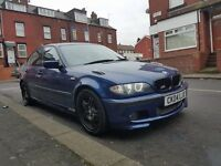 BMW 3 series M sport for swaps