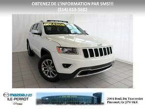 2014 Jeep Grand Cherokee LIMITED CUIR TOIT AWD