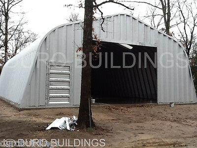 Durospan Steel 30x50x16 Metal Building Garage Manufacturer Clearance Sale Direct