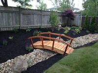Landscaping, Fences & Garden Boxes
