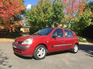 2005 Renault Clio Hatchback Manual North Rocks The Hills District Preview