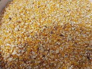 20 kg Bag of Cracked Corn - Great treat for cattle, poultry, etc. Marburg Ipswich City Preview