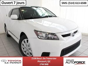 2013 Scion tC A/C, TOIT PANO, GR ÉLEC, BLUETOOTH