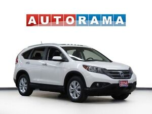 2014 Honda CR-V TOURING PKG NAVI LEATHER SUNROOF AWD BACKU CAM