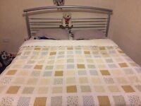 *URGENT* Super Kingsize Bed & Single Divan Bed for sale