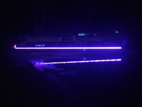 Ultraviolet LED Strip UV Black Light Night Fishing Boat Blacklight