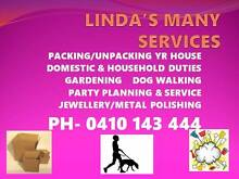 LINDA'S MANY SERVICES Woody Point Redcliffe Area Preview