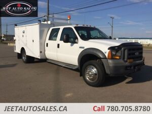 2005 Ford F-550 DRW