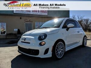 2014 Fiat 500C Abarth RARE GQ EDITION!! CONVERTIBLE