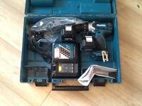 MAKITA DHP458 - 18volt cordless combi drill