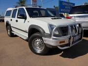 2008 Holden Rodeo LX CREW CAB Ute 4X4 MANUAL Webberton Geraldton City Preview