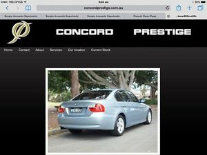 2005 BMW Other Sedan Kings Langley Blacktown Area Preview