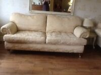 Stunning barker and stonehouse suite gold