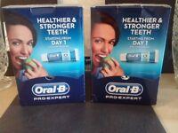 ORAL B mini toothpaste