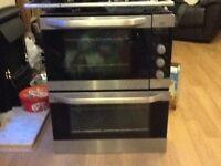 AEG oven & hob