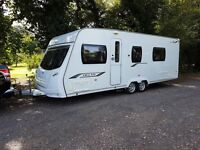 Lunar Delta RS 4 berth caravan 2011 Fixed Bed, MOTOR MOVER, Awning, BARGAIN!