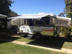 2012 Jayco Swan Outback Camper Trailer Lammermoor Yeppoon Area Preview